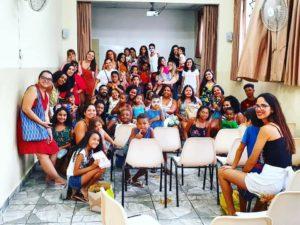 Ação Dia das Crianças Centro Espírita Irmã Sheila 2019