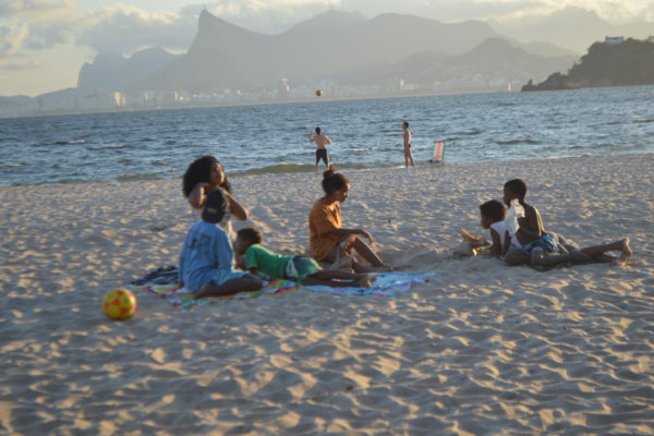 Ação na Praia 5
