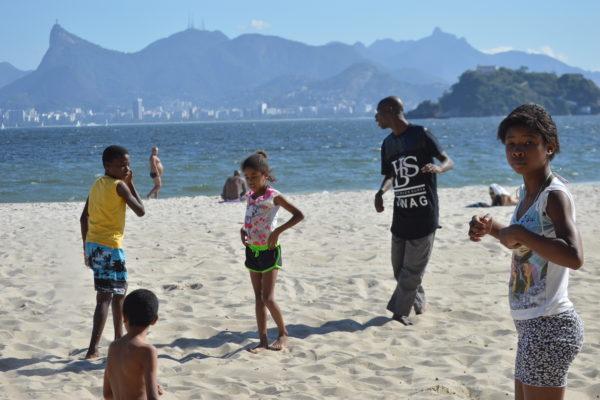 Ação na Praia 7